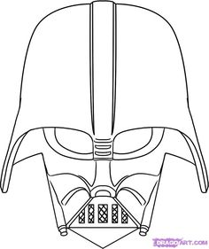 How to Draw Vader, Step by Step, Star Wars Characters, Draw Star Wars, Sci-fi, FREE Online Drawing Tutorial, Added by Dawn, December 6, 2009, 3:20:20 pm