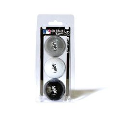Chicago White Sox MLB 3 Ball Pack