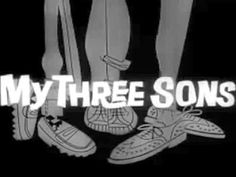 My Three Sons Theme Song Opening credits to the show. I personally liked it better when it was in color and the shoes and hands moved but the theme is to be loved the same as back in the day. I LOVE THIS SHOW! Childhood Tv Shows, My Childhood Memories, Tv Theme Songs, My Three Sons, Nostalgia, Tv Themes, Vintage Television, Old Shows, 70s Tv Shows