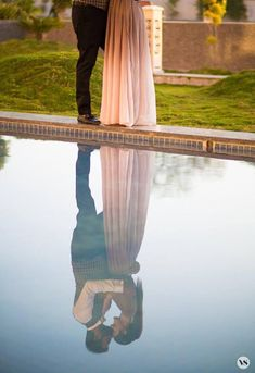 love couple kiss in the waterreflection, find more Love Photos on LoveIMGs. LoveIMGs is a free Images Pinboard for people to share love images. Pre Wedding Shoot Ideas, Pre Wedding Poses, Pre Wedding Photoshoot, Prewedding Photoshoot Ideas, Indian Wedding Couple Photography, Couple Photography Poses, Bridal Photography, Couple Photoshoot Poses, Couple Shoot