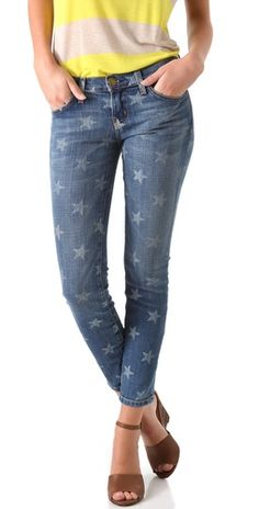 A must for July 4, 2013 - Current/Elliott The Star Stiletto Jeans