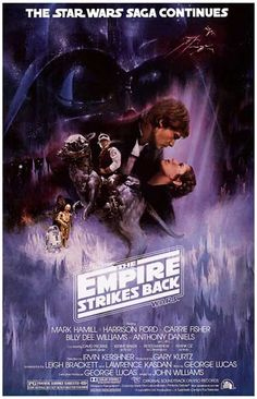 Join the Rebel Cause with this fantastic Star Wars Empire Strikes Back movie poster! Ships fast. 11x17 inches. Be a good Jedi and check out the rest of our stellar selection of Star Wars posters! Need