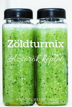 Egészséges receptek - Az örök képlet, amire a zöld turmix elkészítéséhez szükséged van Fun Drinks, Healthy Drinks, Healthy Recipes, Healthy Nutrition, Smoothie Mix, Health 2020, Vegetable Side Dishes, Herbal Medicine, Natural Oils