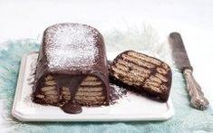 Νόστιμο γλυκάκι καρύδας με επικάλυψη σοκολάτας! - Daddy-Cool.gr Greek Sweets, Greek Desserts, Greek Recipes, Light Recipes, No Bake Desserts, Easy Desserts, Greek Cake, Brownie Cake, Brownies