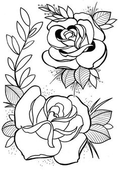 Rose Patterns Embroidery Skull Tattoos Cool Doodles Coloring Pages For Grown Ups Pyrography Tattoo Ink Adult Books