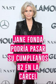 El pasado mes de octubre Jane Fonda abandonó su residencia habitual en Los Ángeles para mudarse a Washington D.C. y poner en marcha una serie de protestas semanales cuyo objetivo pasa por concienciar al público de la necesidad de luchar contra el cambio climático. Jane Fonda, Washington, Movies, Movie Posters, Goal, Climate Change, Sensitivity, October, Past Tense
