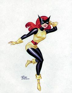 Marvel Girl | Jean Grey by Bruce Timm