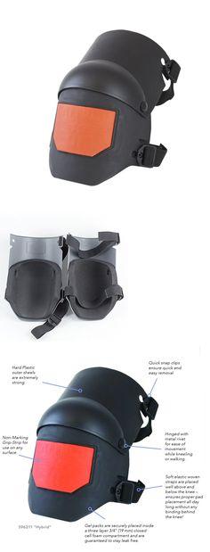 Gloves and Pads 43616: Sellstrom S96211 Knee Pro Hybrid Ultra Flex Iii Knee Pad ( Gel ), Universal, Bla -> BUY IT NOW ONLY: $42.68 on eBay!