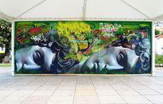 Pichi and Avo: Street Art Meets Renaissance #Arts_and_Culture #iNewsPhoto