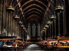 UW Study room by Gonripsi Mobsono, via 500px