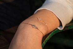Gold Hamsa Hand Bracelet #goldbracelet at www.eandejewellery.com Pearl Ring, Pearl Jewelry, Sterling Silver Jewelry, Gold Plated Bracelets, Gold Plated Earrings, Silver Jewellery Online, Hand Bracelet, Bridesmaid Bracelet, Gold Hands