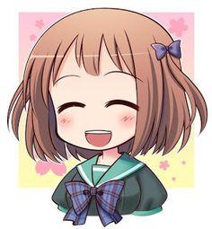 Chibi Character Hataraku Maou Sama