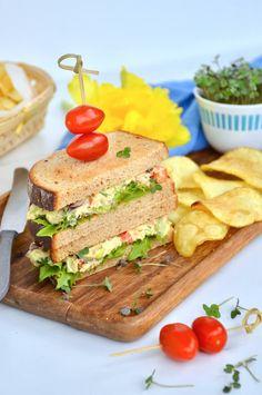 Kikhernetäyte kruunaa herkulliset eväsleivät – Versoileva Sandwiches, Baking, Food, Bakken, Essen, Meals, Paninis, Backen, Yemek