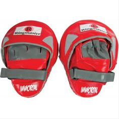 Ringmaster Immortal Curved Focus Pads