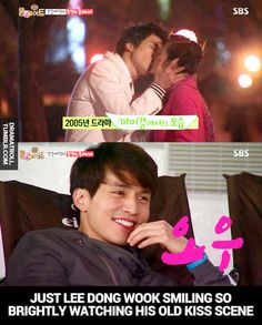 Dong Wook ~ yeah he knows he's the man.:D Roommate Asian Actors, Korean Actors, Korean Dramas, Grim Reaper Goblin, Lee Dong Wook Smile, Goblin Kdrama, Fangirl Problems, Love K, Back To Reality