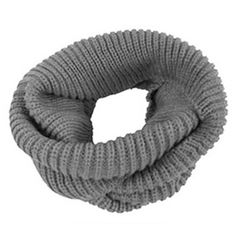 Men Fashion Comfort Warm Knit Cowl Neck Scarf