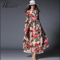 ==> [Free Shipping] Buy Best spring and summer of 2017 in beach Bohemia long sleeved chiffon dress and bodycon European style dress wholesale price 5 xf116 Online with LOWEST Price   32799416361