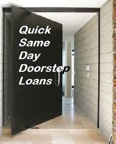 Doorstep same day loans are best solution to your all urgent cash needs.No credit check required at all for these fast cash approval therefore thu2026 & Doorstep same day loans are best solution to your all urgent cash ... pezcame.com