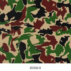 Hydro dipping film camouflage pattern ZC032-5