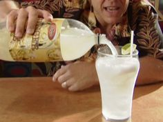 Ginger Ale recipe from Alton Brown via Food Network