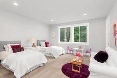 Custom Home in Bellevue, Washington. Builders: Jaymarc Homes.