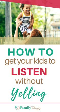 Getting your kids to listen and obey what you say is a huge parenting struggle. To get your kids to listen requires an effective discipline strategy starting with creating consistent boundaries and giving correction in love. #Parenting #Discipline #postitiveParenting