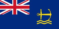 British Royal maritime auxiliary flag