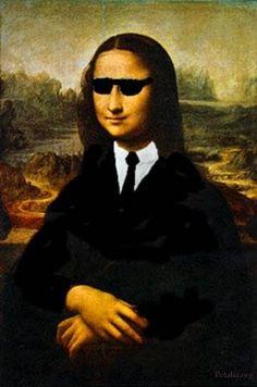 Mona Lisa / Pulp Fiction