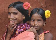 People of the Mali tribe at Maliguda village. Tribal Women, Tribal People, Beautiful World, Beautiful People, Beautiful Eyes, Beauty Photography, Portrait Photography, Tribal India, India For Kids