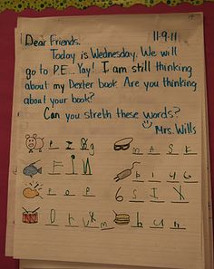 Talk about writing even when you are not in writer's workshop!