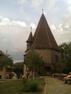 Shoemakers' Tower - Sighisoara, Romania