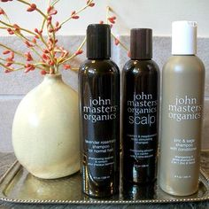 Który szampon wybieracie? #JohnMastersOrganics idealnie zadba o twoje #włosy 💜😆 www.johnmasters-polska.pl  Do szamponu dobierzcie #odżywkę do odpowiedniego koloru włosów teraz -50%😊 #JMO #dbamosiebie #naturalbeauty #naturalnekosmetyki #ekologicznie #ek #musthave #organic #szampon #piękne #zadbane #cynk #szałwia #odżywka #intensywnykolor #weekend #wolne #czasdlasiebie #organic #samanatura #bezparabenow #bezsls #cośdlamnie