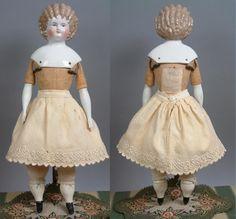 Special Huret Era Soutache Decorated Wool Half Slip C. 1855 from kathylibratysantiques on Ruby Lane