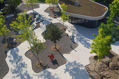 Central_Plaza_Housing_Katzenbach-by-Robin_Winogrond-Landscape_Architects-01 « Landscape Architecture Works | Landezine Landscape Architectur...