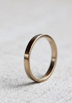 Gold wedding ring 14k gold woman's wedding band by PraxisJewelry on Etsy https://www.etsy.com/listing/167456426/gold-wedding-ring-14k-gold-womans