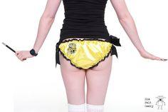 Hufflepuff Panties by She Felt Geeky