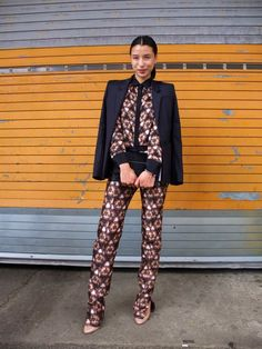 Face Hunter: NEW YORK - fashion week ss13, day 3, 09/08/12