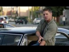 dean winchester-eye of the tiger. So in love with him. I'm pretty sure I've seen this at least 50 times and it still kills me!!