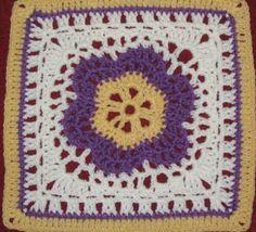 YarnCrazy crochet world: Lace Petals