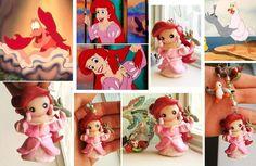 Ariel charm by mayumi-loves-sora.deviantart.com