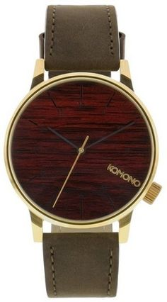 cool Watch - Winston - Gold Wood - For Sale Check more at http://shipperscentral.com/wp/product/watch-winston-gold-wood-for-sale/