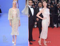 Paz Vega In Elie Saab Couture – 'Grace of Monaco' Cannes Film Festival Premiere