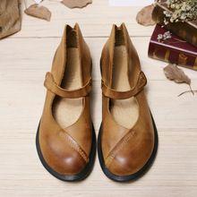 Mulheres sapatos de couro preto / nu Designer sapatos Oxford Flatfeet gancho e laço apartamentos Mori menina ( 7888 )(China (Mainland))