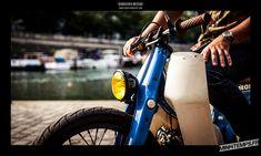 Honda StreetCub Made in France - mini4temps.fr