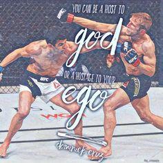 Dominick Cruz UFC star