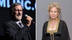 Steven Spielberg, Barbra Streisand Awarded Presidential Medal of Freedom  - Hollywood Reporter