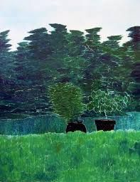 Kazuo Nakamura was born in Vancouver and interned during in a prisoner of war camp in British Columbia. Moved to Hamilton after the war. Museum Art Gallery, Art Museum, Art Gallery Of Ontario, University Of Toronto, Prisoners Of War, Landscape Paintings, Landscapes, Green Landscape, Photo Tree