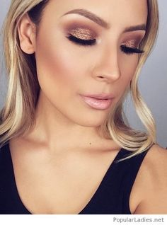 Best makeup Idea for New Year eve