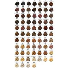 Majirel hair color chart instructions ingredients color chart