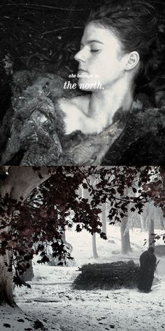 Ygritte ~ She belongs in the North